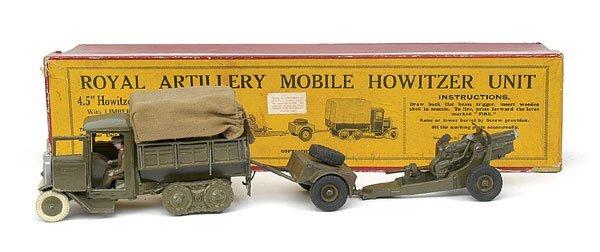 1114: Britains-Set1727-Mobile Howitzer Unit [1940-41]