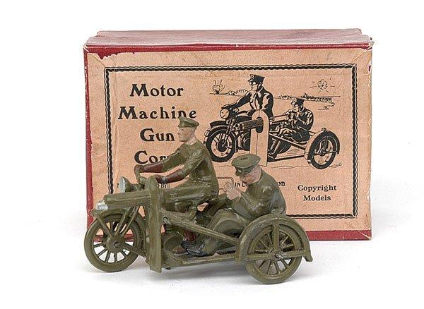 1117: Britains-Set1793-Motor M.G Corps [1939-41]
