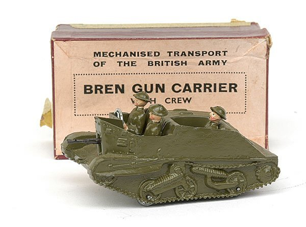 1119: Britains-Set1876-Bren Gun Carrier [1940-41]