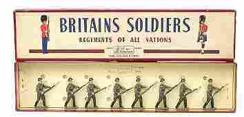 1136 BritainsSet2032Red Army Inf 194959