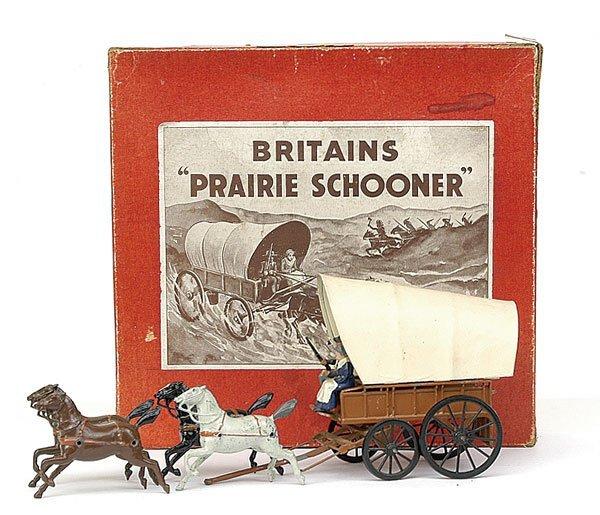 1205: Britains-Set2034-Prairie Schooner [1949]