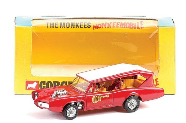"1020: Corgi No.277 ""The Monkees"" Monkeemobile"