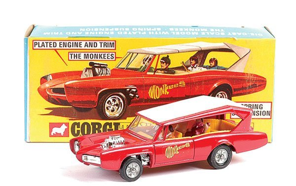 "1021: Corgi No.277 ""The Monkees"" Monkeemobile"