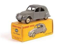 1256: French Dinky No.535 Citroen 2CV