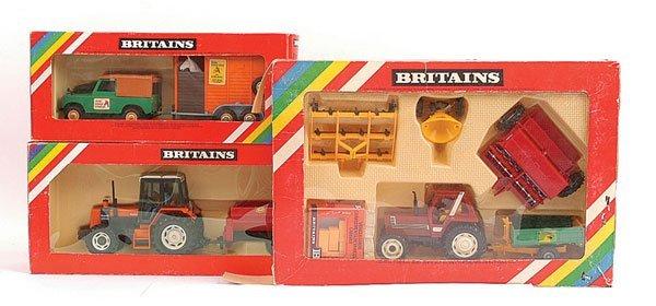 2013: Britains Farm - A Group of Sets
