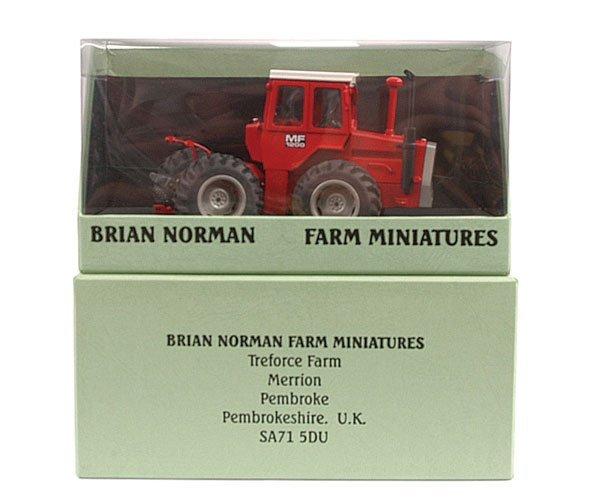 2024: Brian Norman No.FM10 Massey Ferguson Tractor