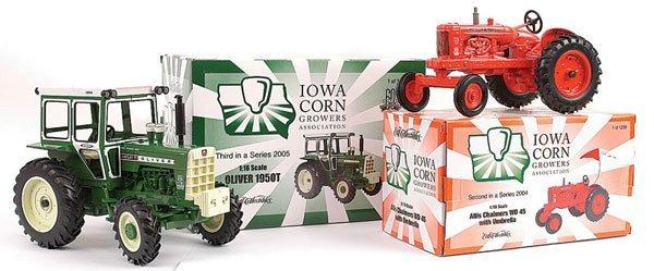 2032: Ertl - Iowa Corn Growers Association Tractors