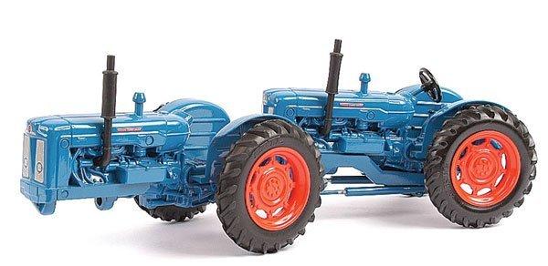 2050: Ertl (GM Toys) Fordson Super Major Tractor