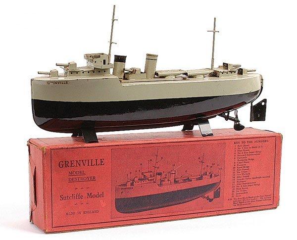 2094: Sutcliffe Models Grenville Model Destroyer