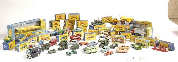 8: Matchbox - A Mixed Group of Boxed & Unboxed