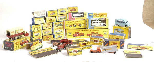 9: Matchbox - A Group of 1 to 75 Series & Others
