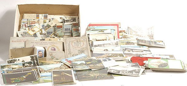 11: A Group of Pre-War & Other Cigarette Cards