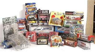 112: Miscellaneous Collection of Diecast