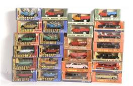 294 A Group of Russian Diecast approx 143rd scale