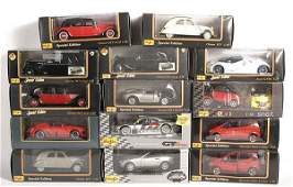 346: Maisto 1/18th scale models inc. Special Editions
