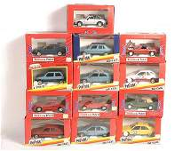 410 Polistil  A Group of 125th scale Models