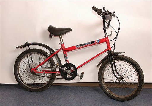 3371: Raleigh Grifter Bike - Jun 17, 2006 | Vectis Auctions LTD in United  Kingdom