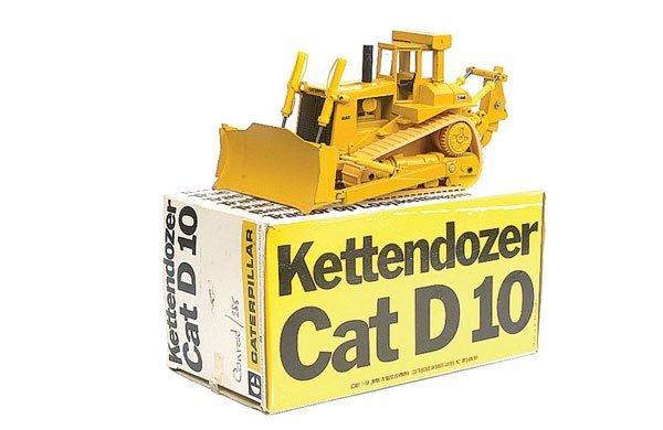 3483: Conrad No.285 Caterpillar D10 Bulldozer