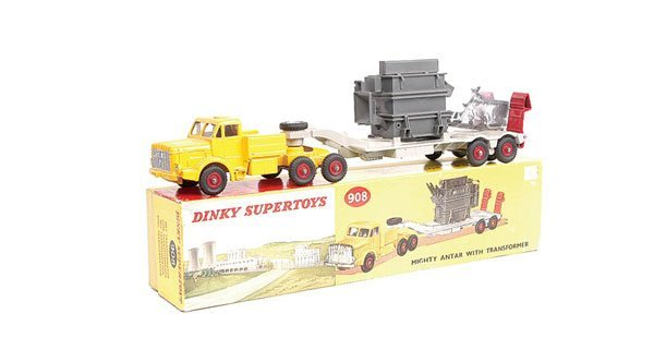 3642: Dinky No.908 Mighty Antar with Transformer