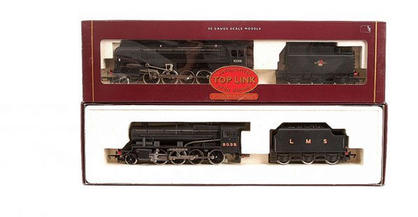 4011: Hornby Railways - A Pair of Steam Locos