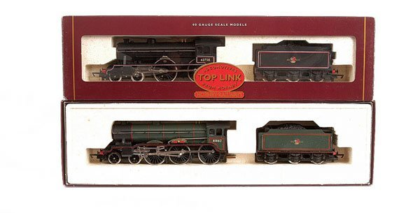 4013: Hornby - A Pair of BR Steam Locos