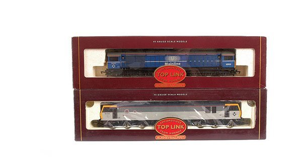 "4017: Hornby No.92026 ""Britten"" & Others"