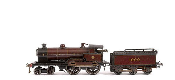 "4295: Bing for Bassett-Lowke 4-4-0 ""George V"" No.1000"