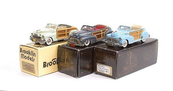 4: Brooklin No.BRK50C Chevrolet Fleetline & Others