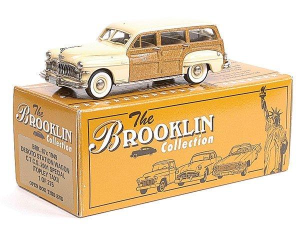 """9: Brooklin No.BRK87X Desoto """"CTCS 2001 Special"""""""