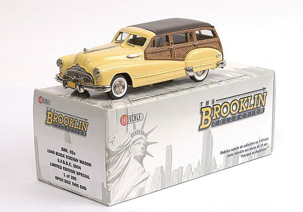 "10: Brooklin No.BRK95X Buick ""SFBBC 2004"""