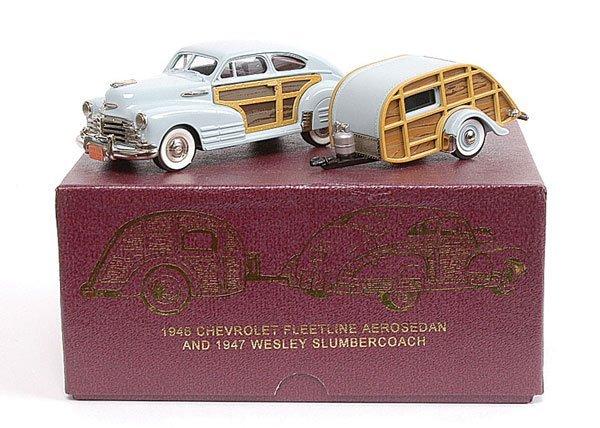 11: Brooklin Chevrolet Fleetline Aerosmith Sedan