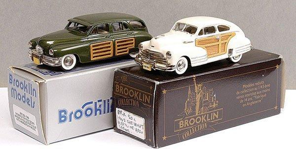 """13: Brooklin No.BRK43X Packard """"Collectors Club"""""""