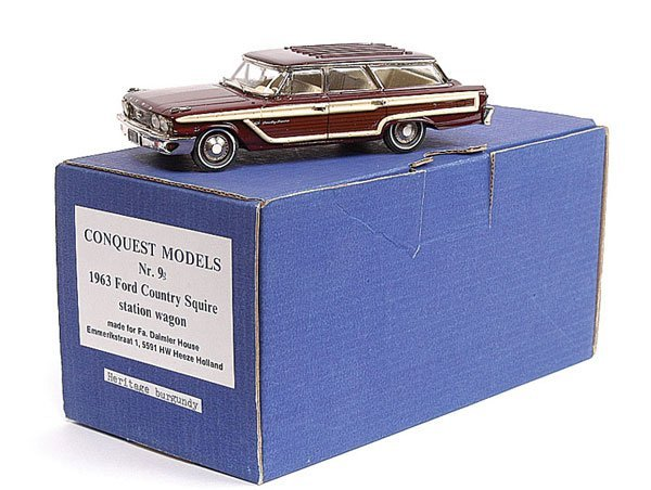 19: Conquest No.9B Ford Country Squire Station Wagon