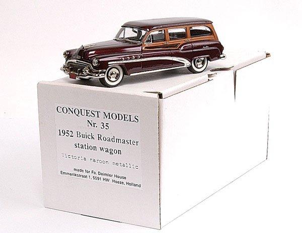 24: Conquest No.35 Buick Roadmaster Station Wagon