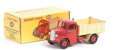 352 Dinky No410 Bedford End Tipper