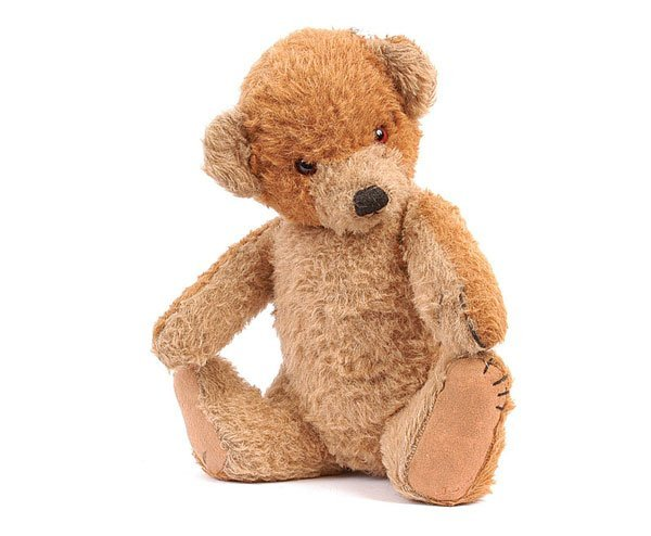 1004: Chad Valley Cubby Teddy Bear
