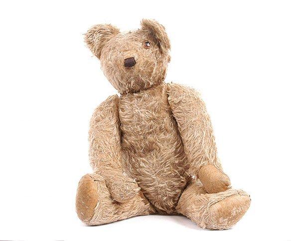 1006: 1930's British Teddy Bear
