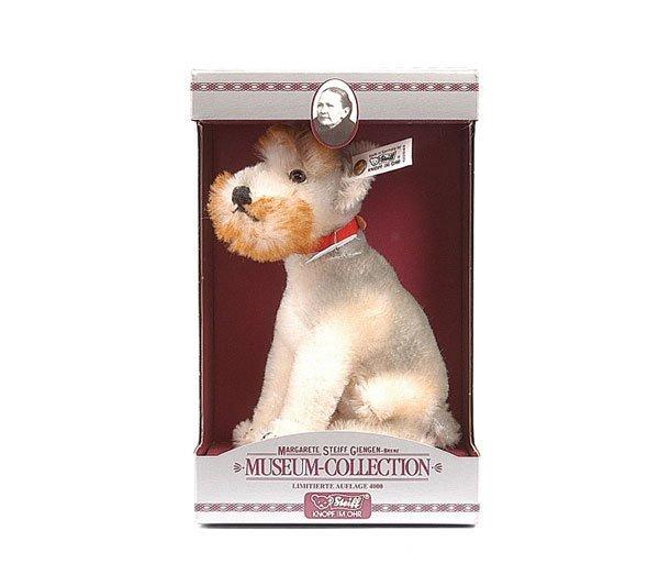 1018: Steiff Museum Collection Rattler Terrier