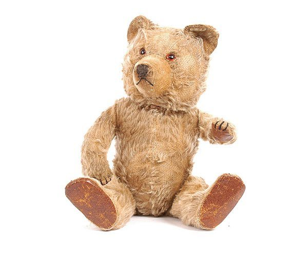 1019: Chiltern Bruin Teddy Bear