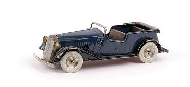 1831: Triang Minic 17M Vauxhall Tourer