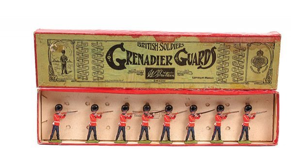 2008: Britains - From Set 34-The Grenadier Guards-1925