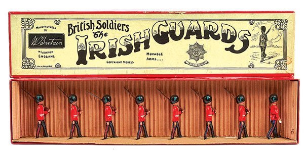 2015: Britains - Set 107 - Irish Guards [1925 version]