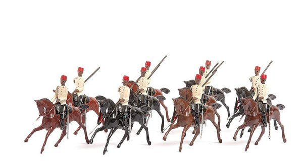 2020: Britains - Set 115 [2 x sets] - Egyptian Cavalry