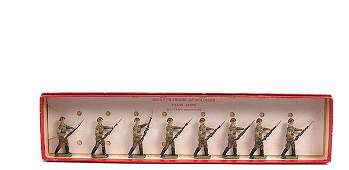 2091 Britains  Set 2032  Red Army Infantry