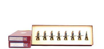 2142 Bastion Models Set A9  Fusiliers Marins 1900