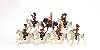2673 BritainsSet 1791Band of the Royal Scots Greys