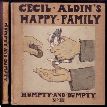 Cecil Aldin's Happy Family Humpty And Dumpty;Byron, May