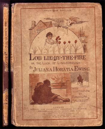 Lob Lie-By-The-Fire; Or, The Luck Of Lingborough;Ewing,