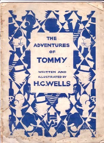 Adventures Of Tommy (The);Wells, H.G.