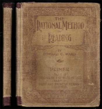 Rational Method In Reading (The);Ward, Edward G.